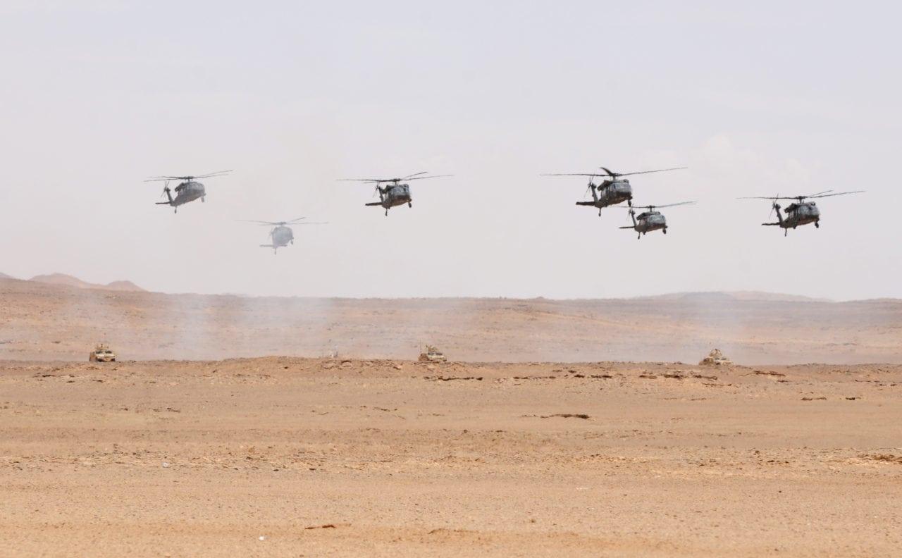 UH-60 Saudi Arabia