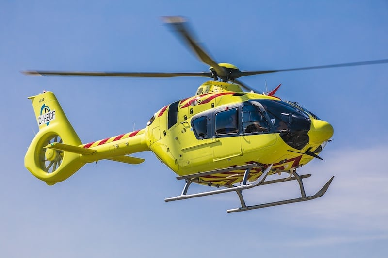 Copyright Airbus Helicopters_Christian Keller_ H135withHelionix_NOLAS