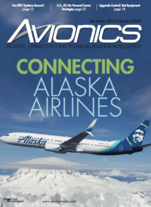 Avionics Magazine December 2017 January 2018 Cover