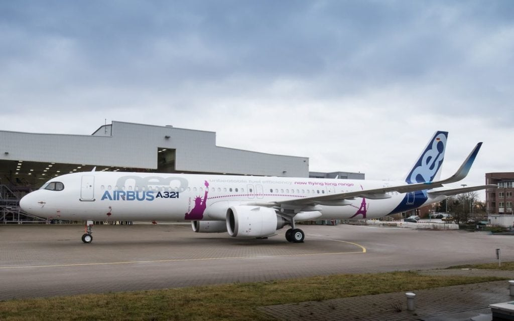 Photo courtesy of Airbus