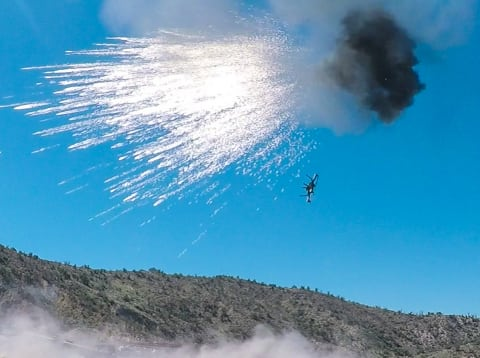 Orbital ATK Demonstrates Counter Unmanned Aerial Systems Technologies