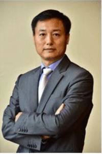 George Xu as been appointed Airbus China CEO. Photo courtesy of Airbus
