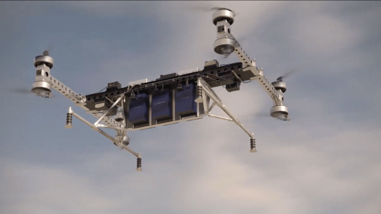 Boeing unmanned Cargo Aerial Vehicle