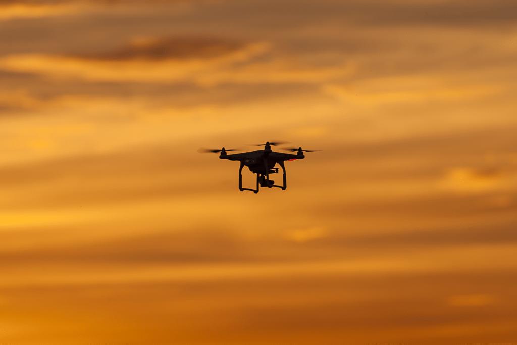 Drone default