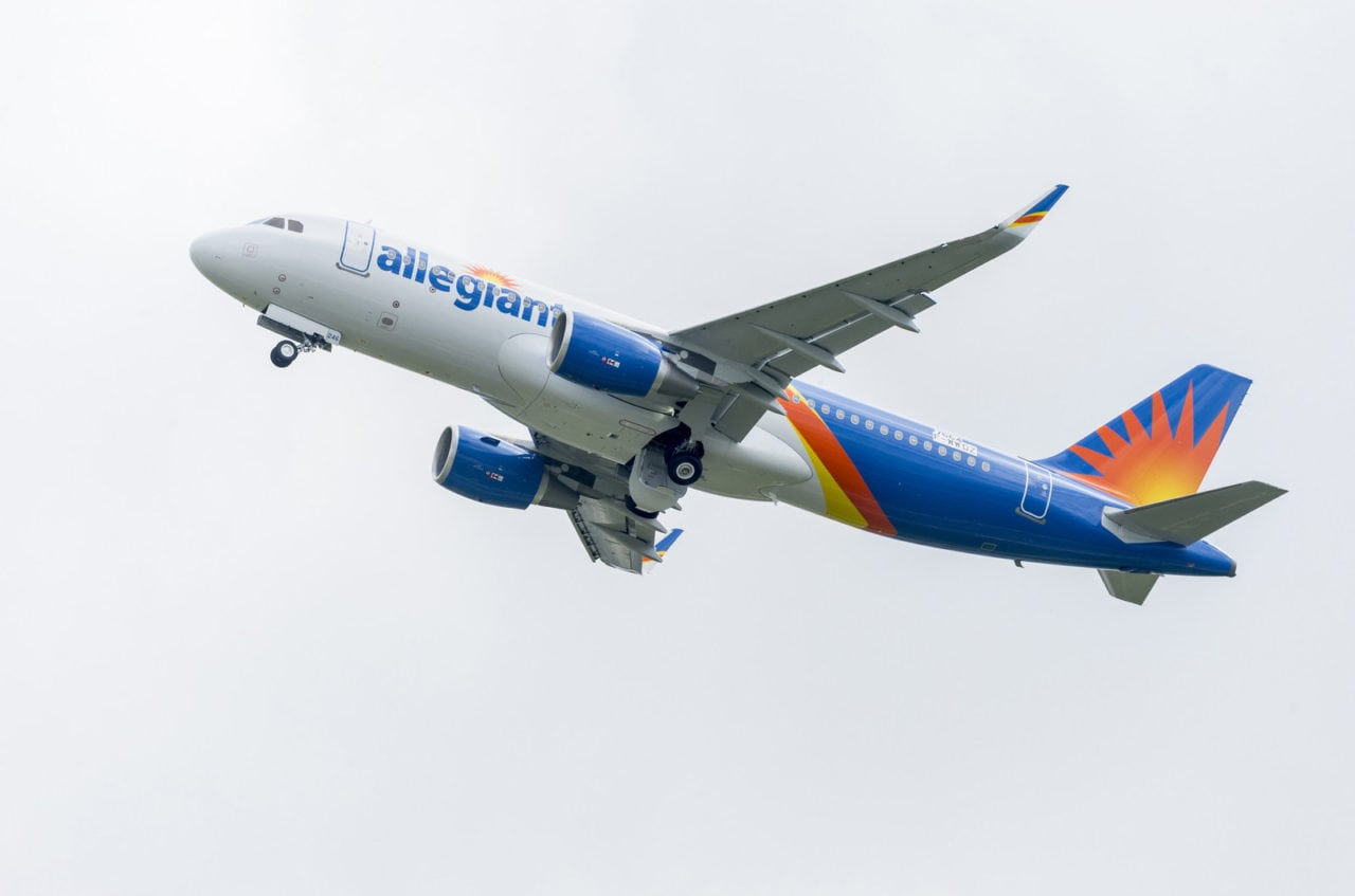 Allegiant to add direct flights from Syracuse to Nashville