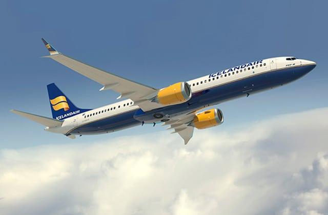 Boeing 737 MAX Icelandair