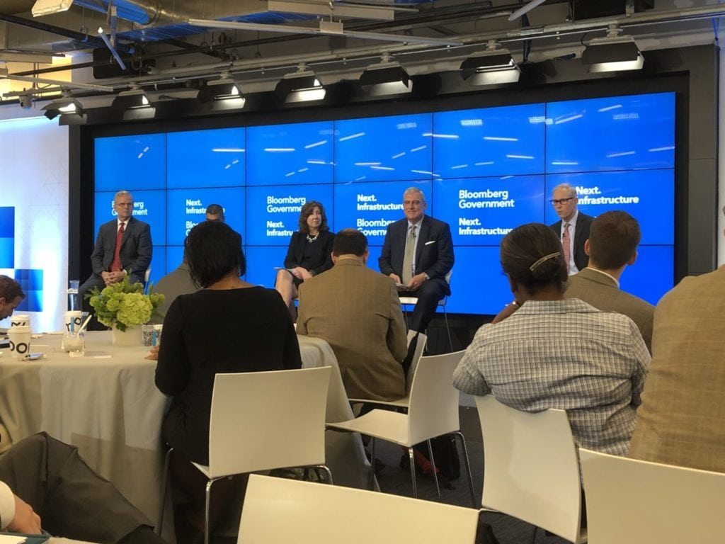 Bloomberg Government NEXT Infrastructure Panel