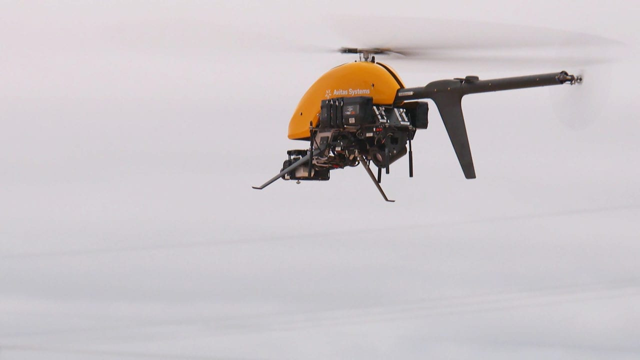 Avitas drone