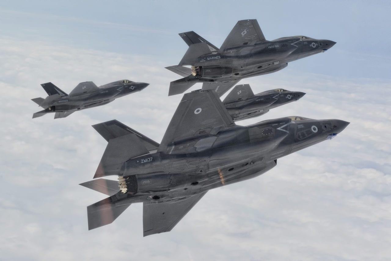 F-35Bs