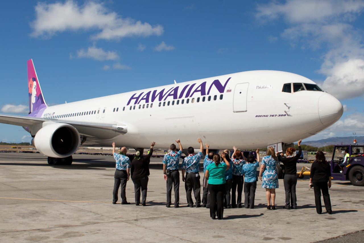 Hawaiian 767-300