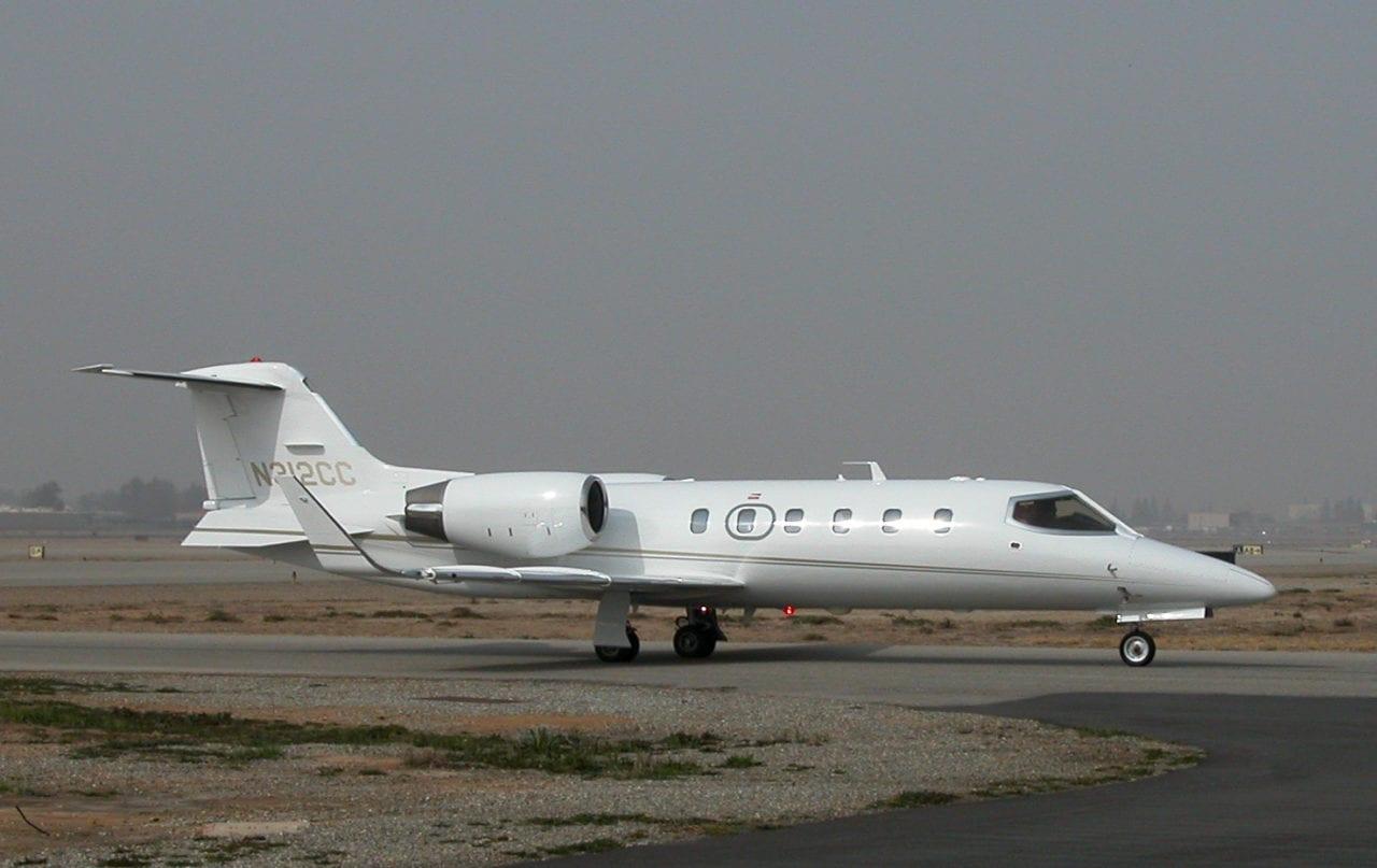 A Learjet 31A. (Alan Radecki, CC)