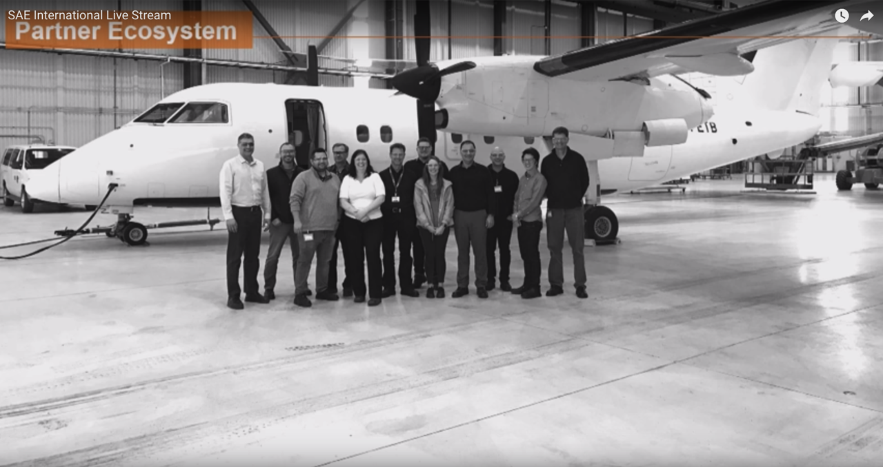 The Project 804 team. (UTC/AVI screenshot)