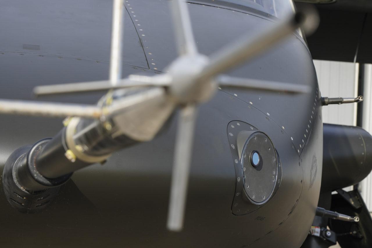 Lockheed Martin's PDAS Sensor on a V-280 Valor. (Bell)
