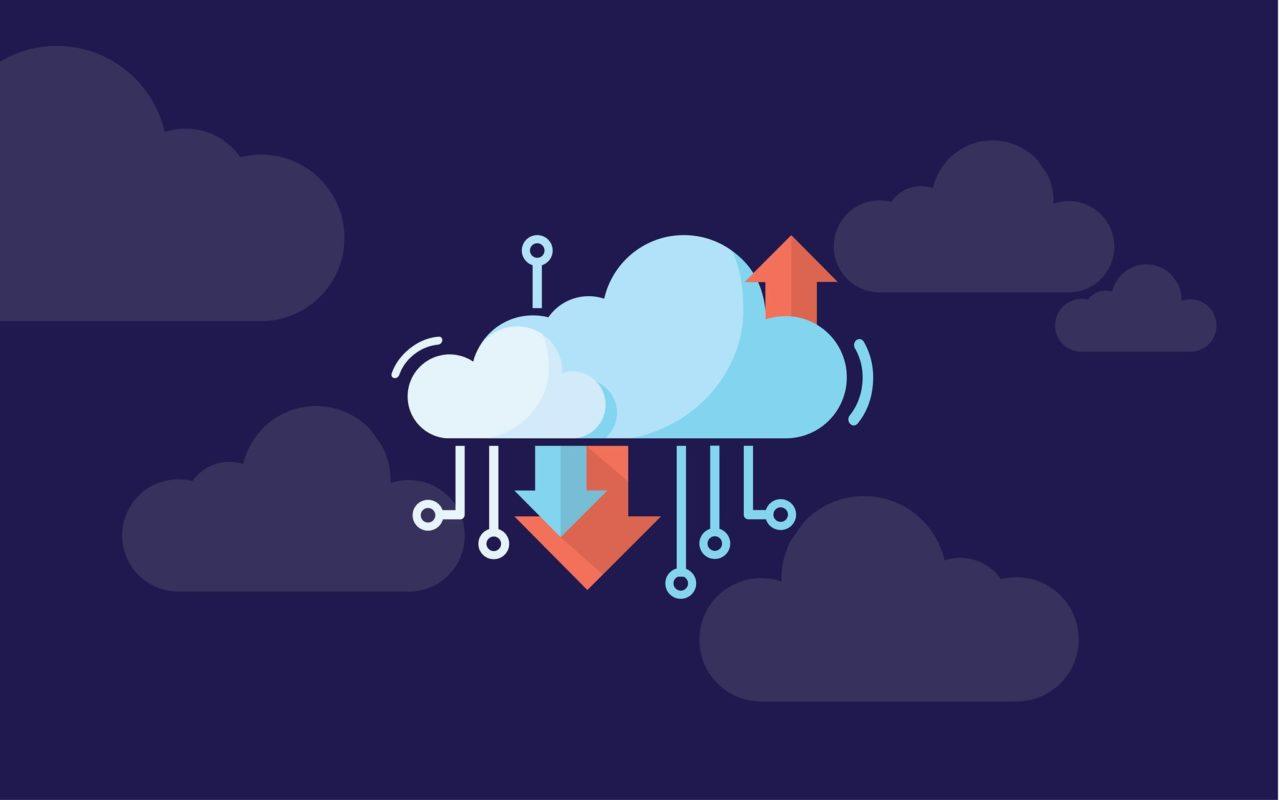 Cloud computing image. (Stormotion.io/cc)