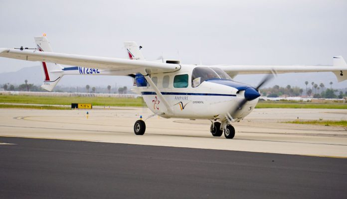 The Ampaire 337, or EEL - a hybrid-electric Cessna 337 retrofit.