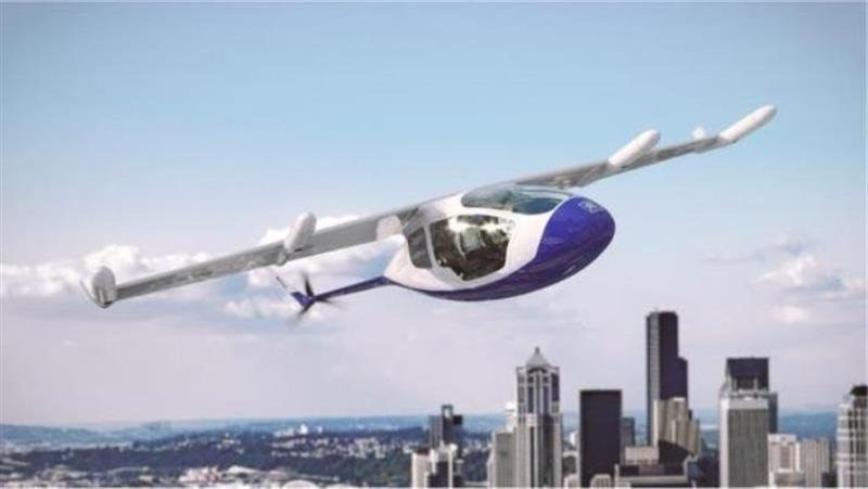 """Artist rendition of a """"non-conventional"""" platform that could support urban mobility. (Rolls Royce)"""