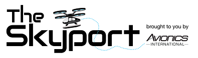 The Skyport newsletter logo