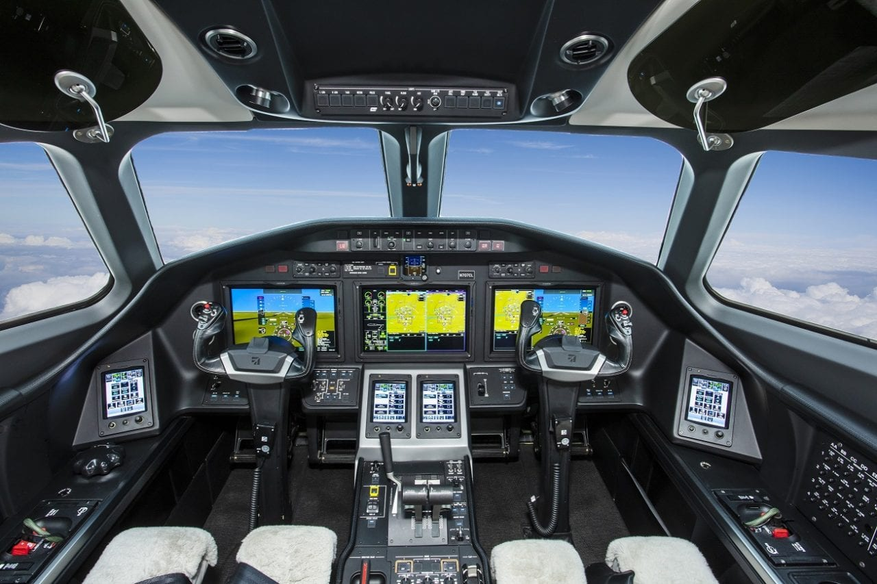 Textron President Talks Avionics Connectivity On Newly