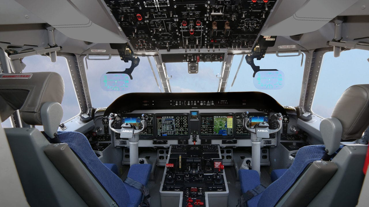 Airbus Selects Collins Aerospace's Pro Line Fusion for C295 Flight Deck - Aviation Today