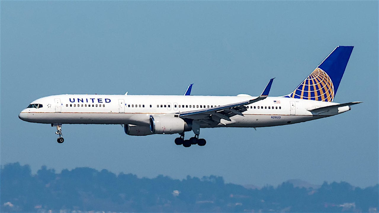 United Airlines Is Buying Airbus A321xlrs To Replace Boeing 757 Fleet Aviation Today