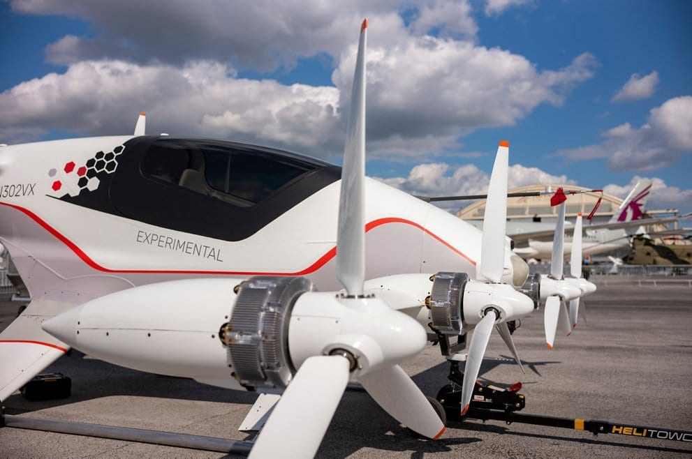Opinion Technology Changed Aviation And It S Happening Again With Electric Aircraft Aviation Today