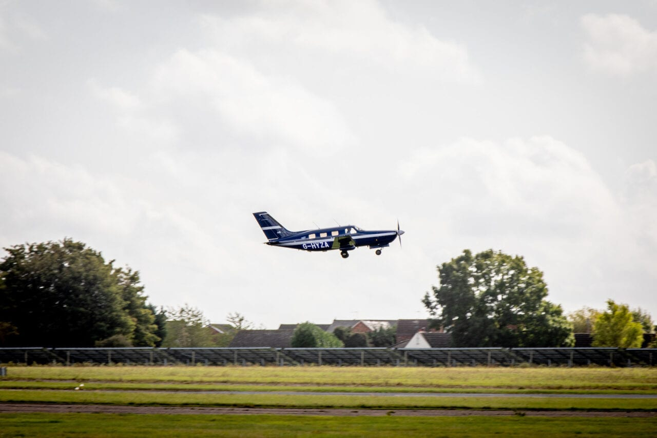 ZeroAvia Completes First Hydrogen-Electric Turboprop Flight