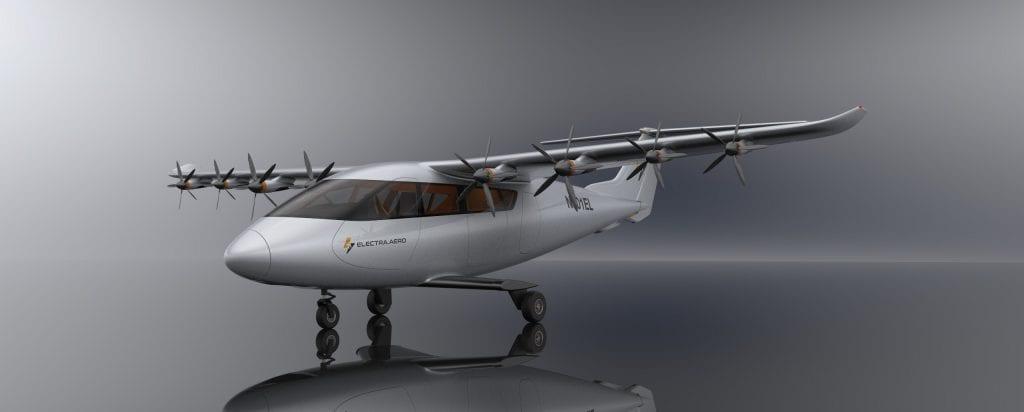 electra aero estol aircraft