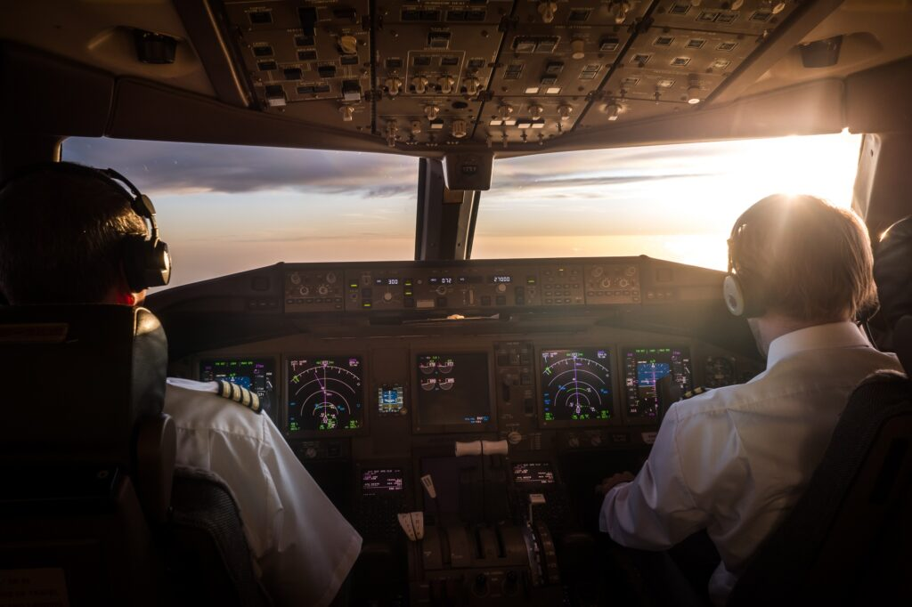 flight controls image 1