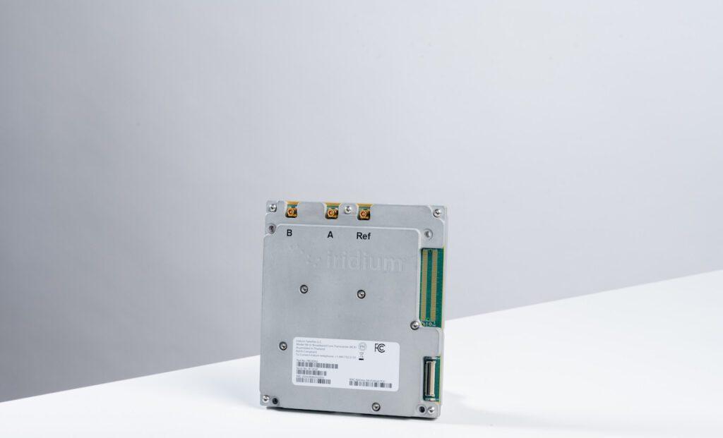 img studio iridium certus 9810 module
